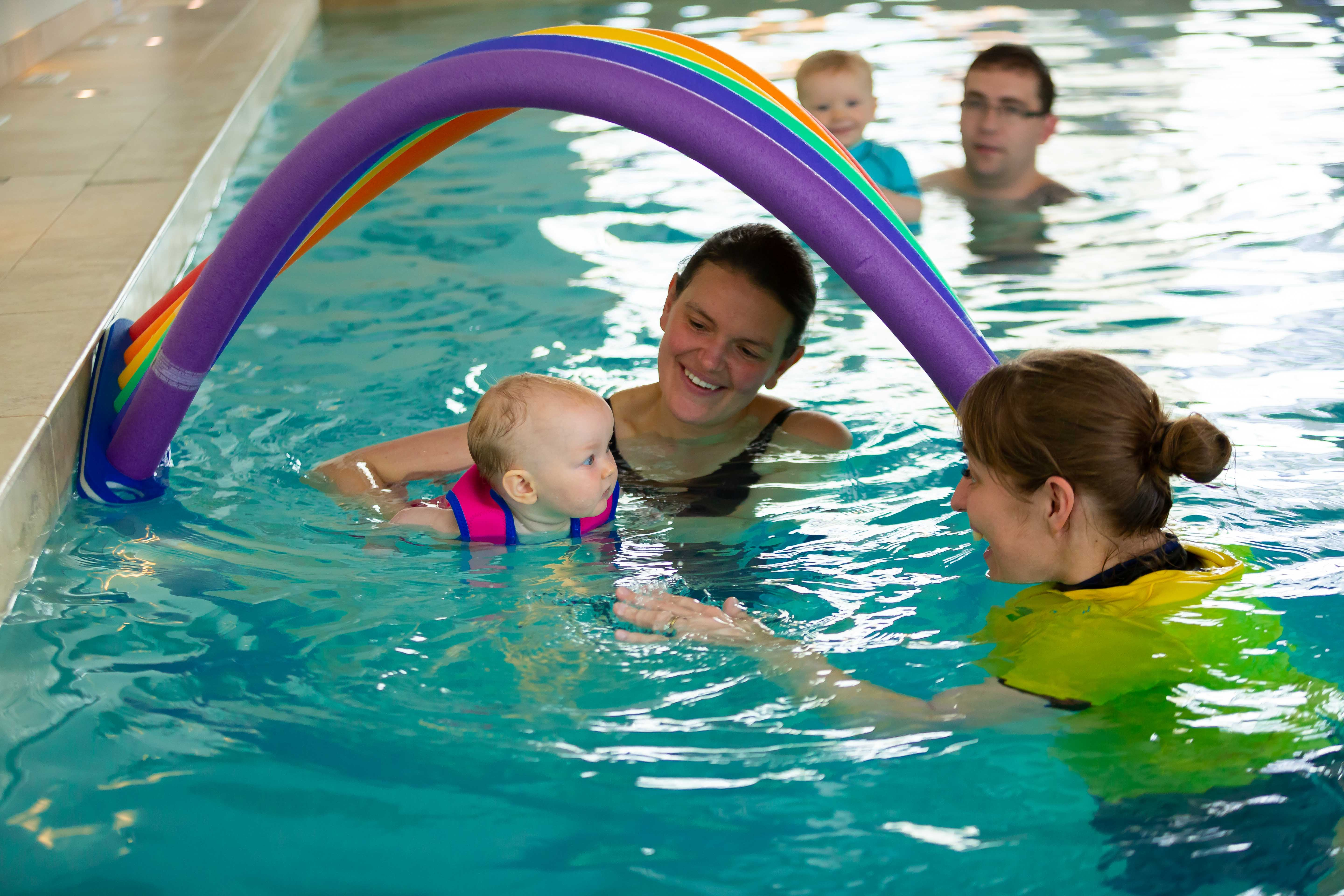 water skills sessions in the North East