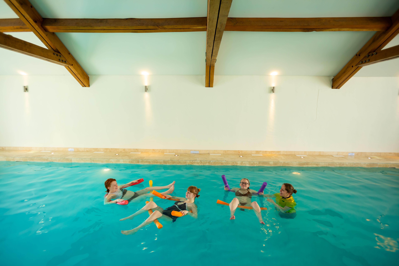 Aqua Natal sessions